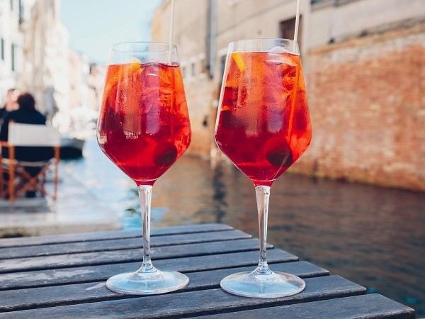 Letní koktejly z Campari