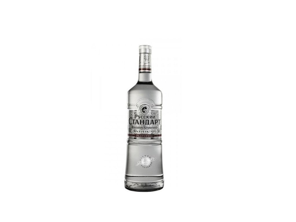 russian standart platinum vodka 0,7 l