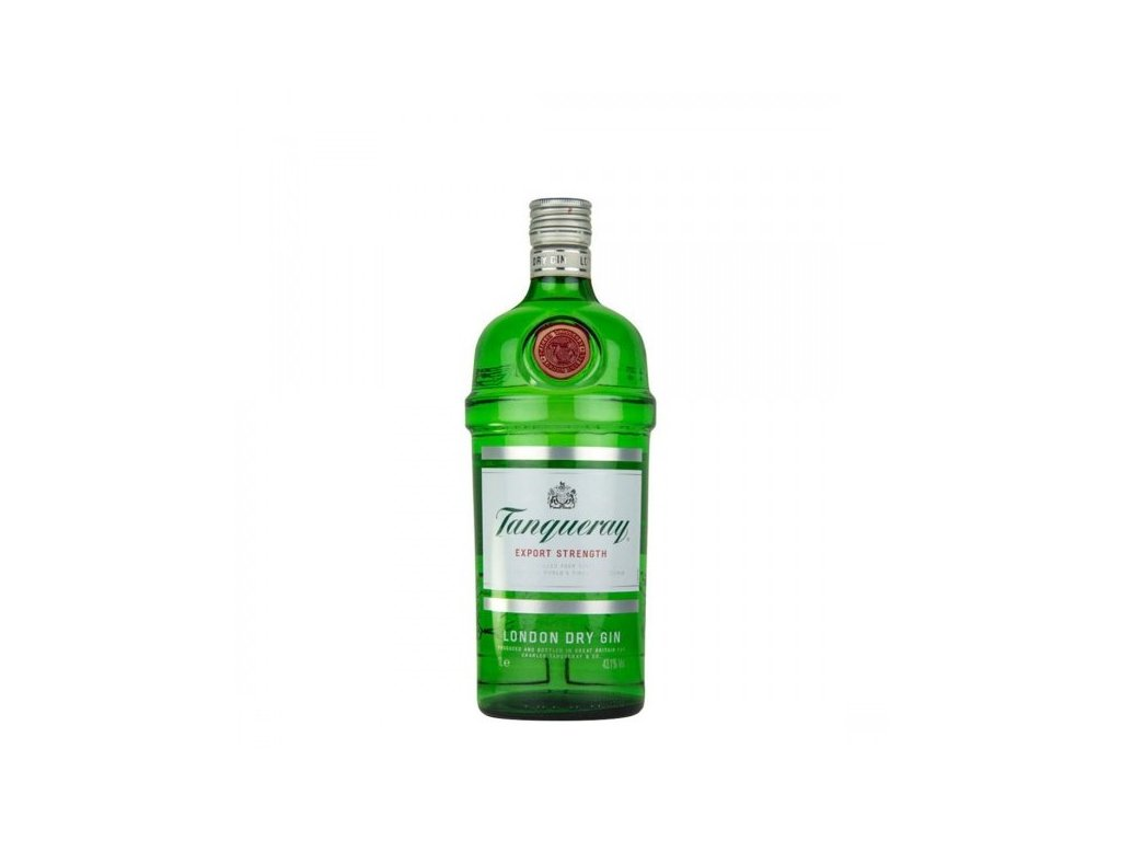 Tanqueray London Dry Gin 1 l