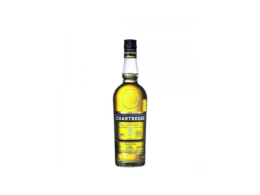 Chartreuse Jaune 0,7 l