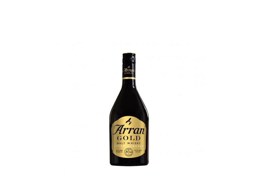 Arran Gold Single Malt Whisky Cream Liqueur 0,7 l