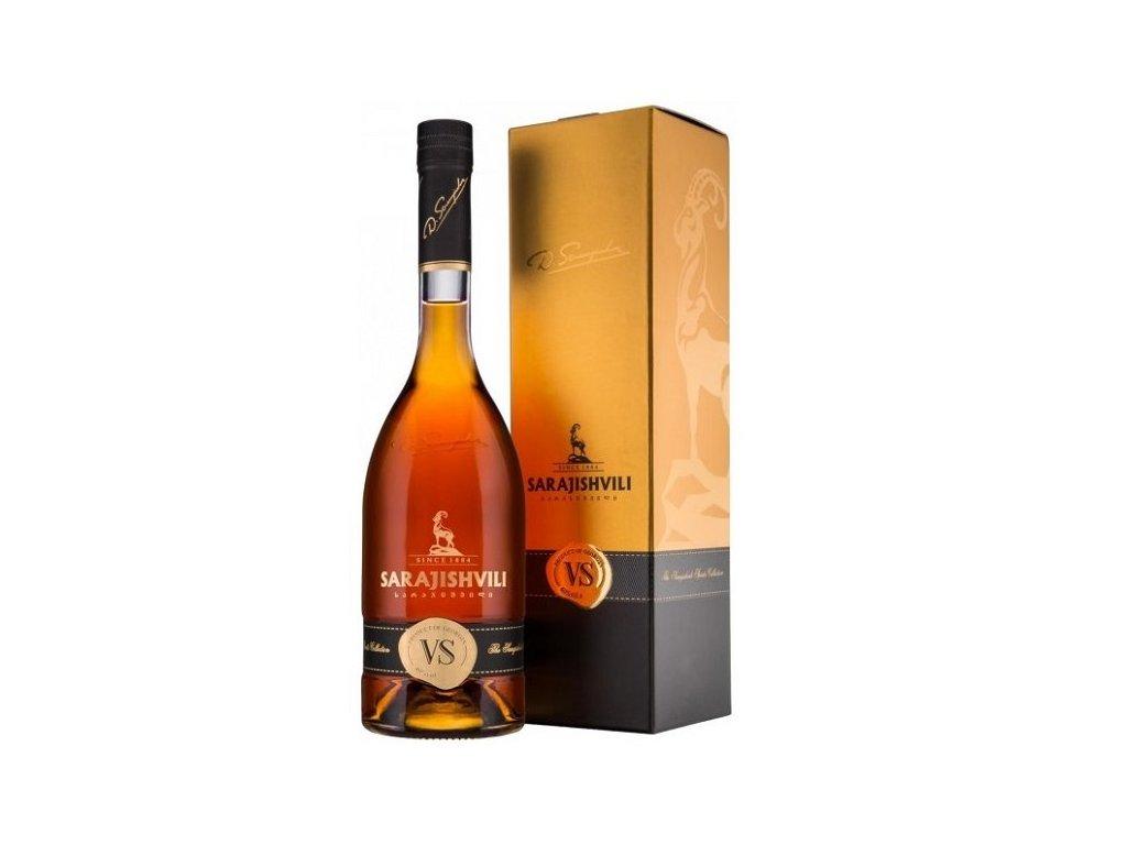 sarajisvili brandy vs 0,7 l