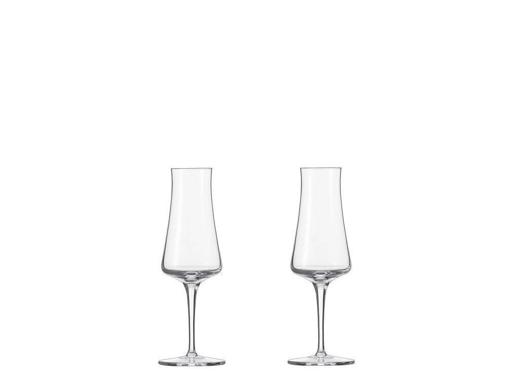 Schott Zwiesel Fine sklenice na PÁLENKY 184 ml, 2 ks