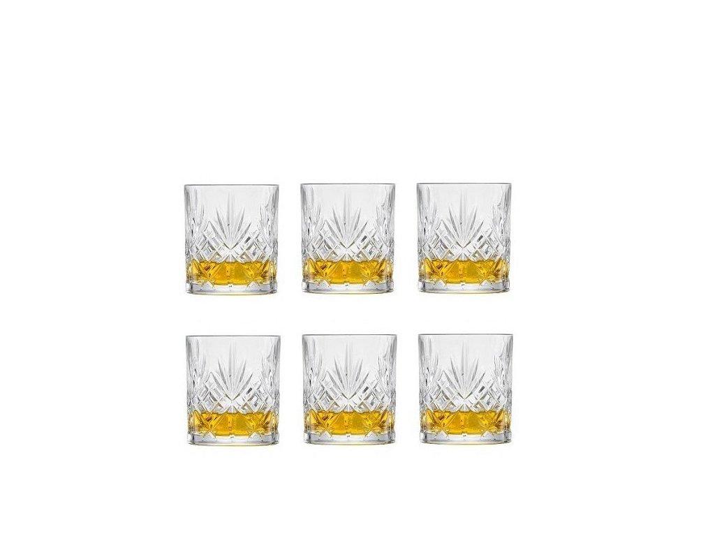 Schott Zwiesel Show sklenice old fashioned 334 ml, 6 ks