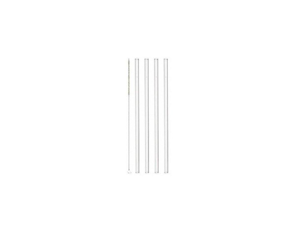 Leonardo Sada skleněných brček 23cm (4+1)