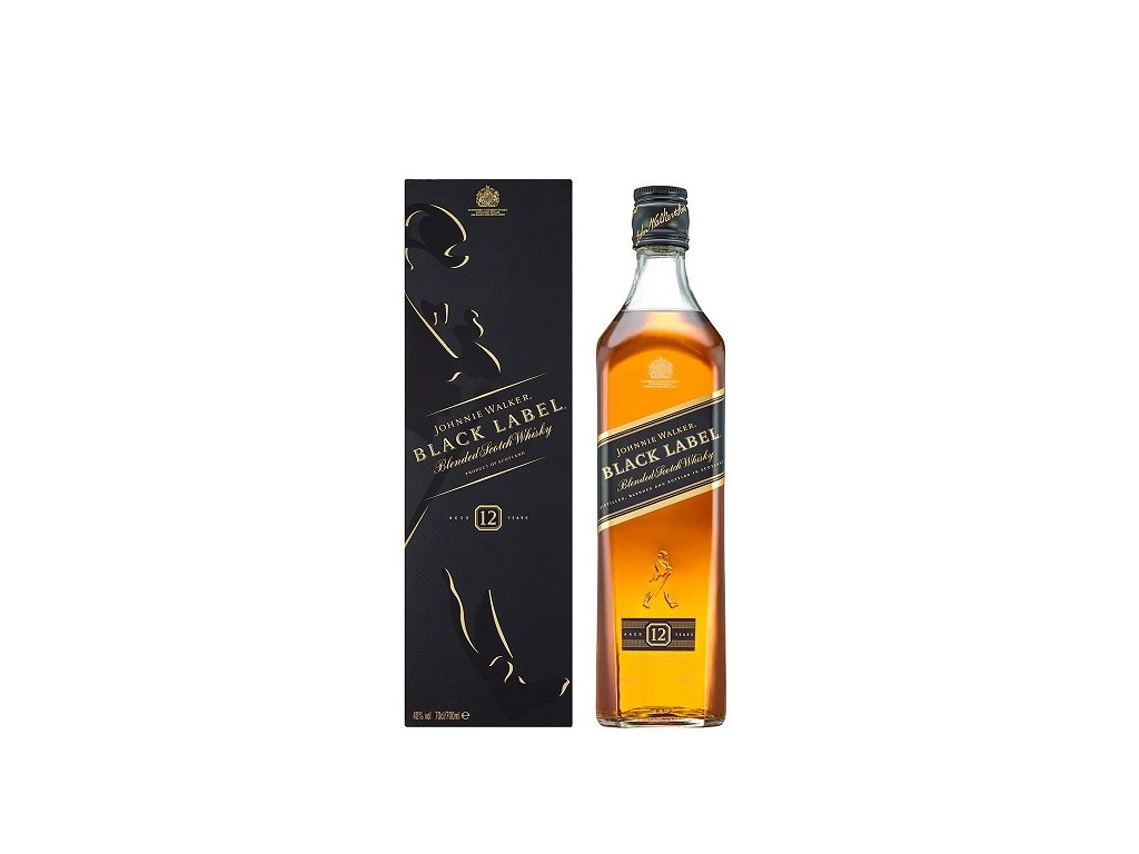 Johnnie Walker Black Label 0,7 l