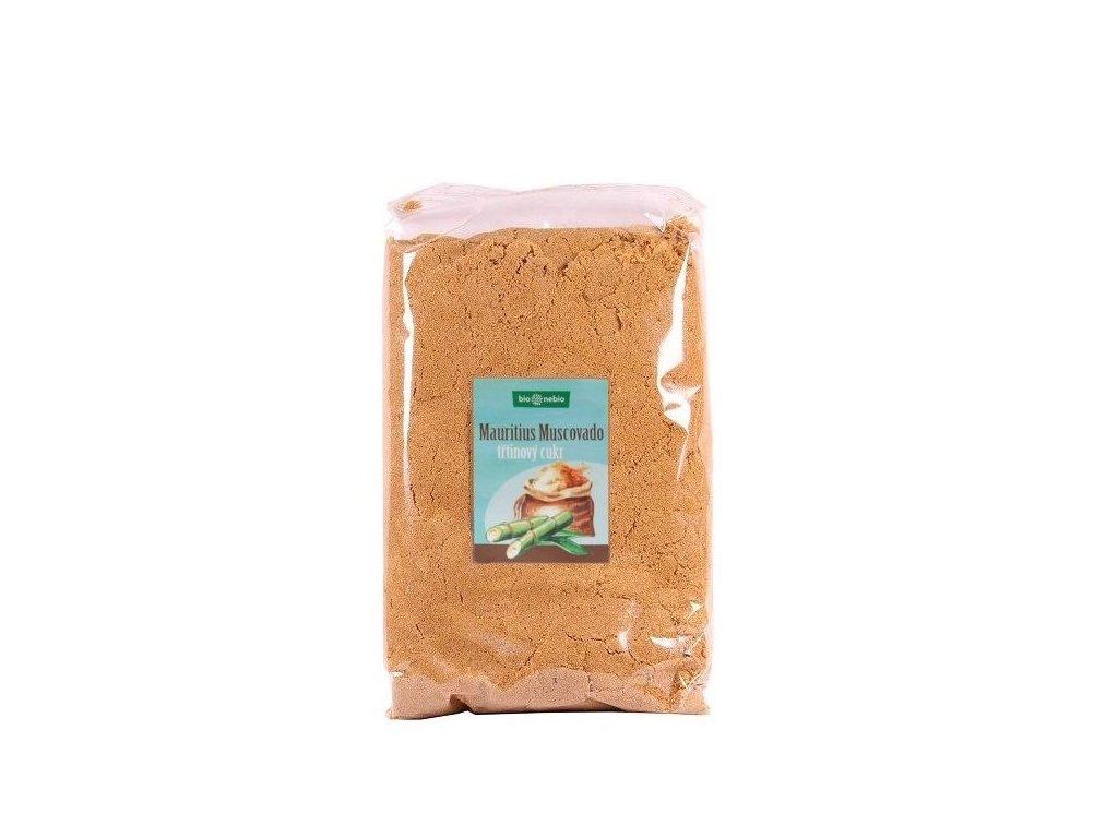 Muscovado Přírodní třtinový cukr 1 kg