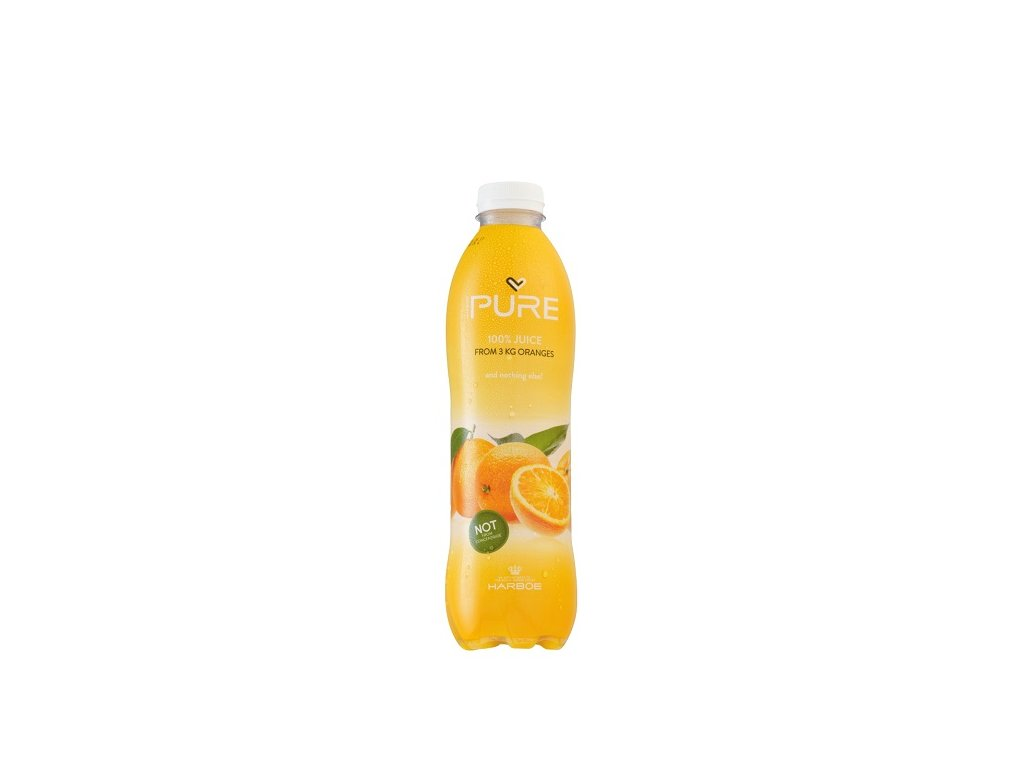 PURE juice pomeranč
