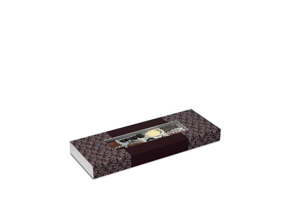 Choco Bonte bonboniéra pralinky, 8 ks