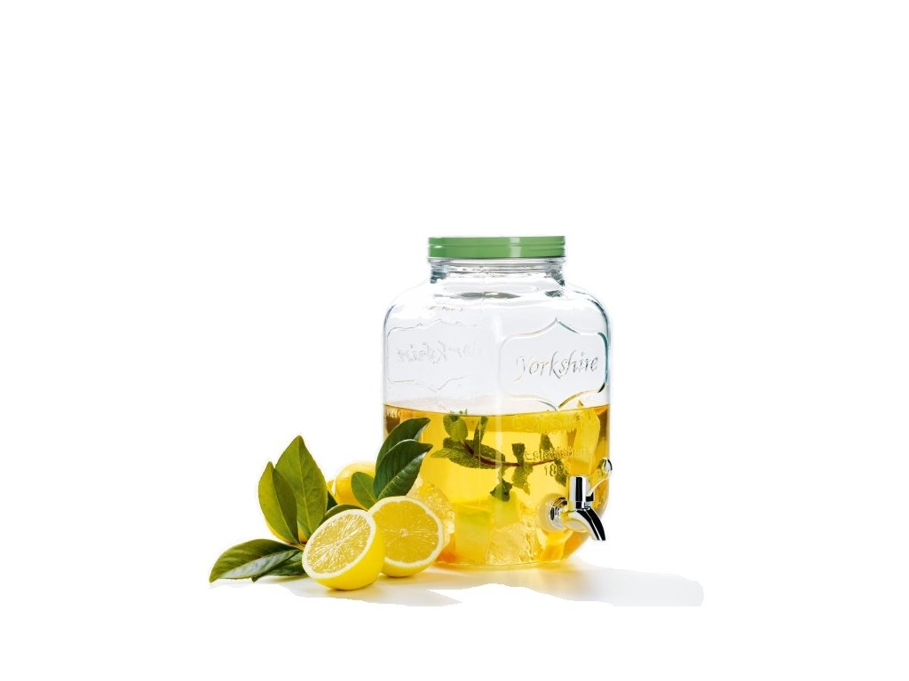 Domestic Zásobník na nápoje s kohoutkem 4 l