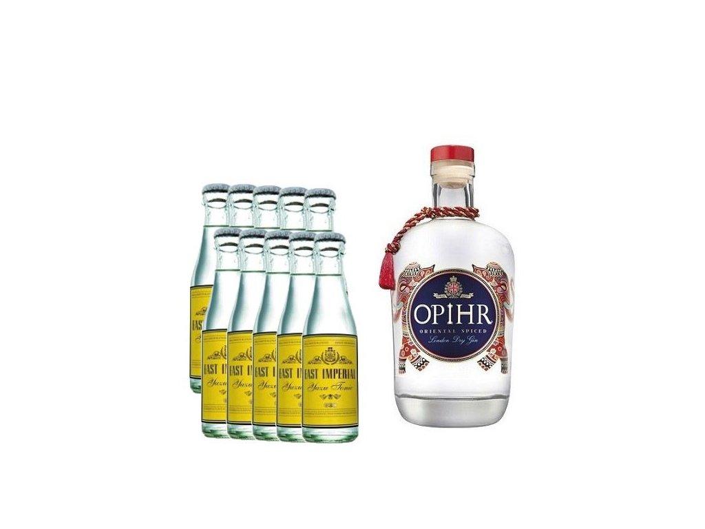 Opihr Gin & Yuzu Tonic basic