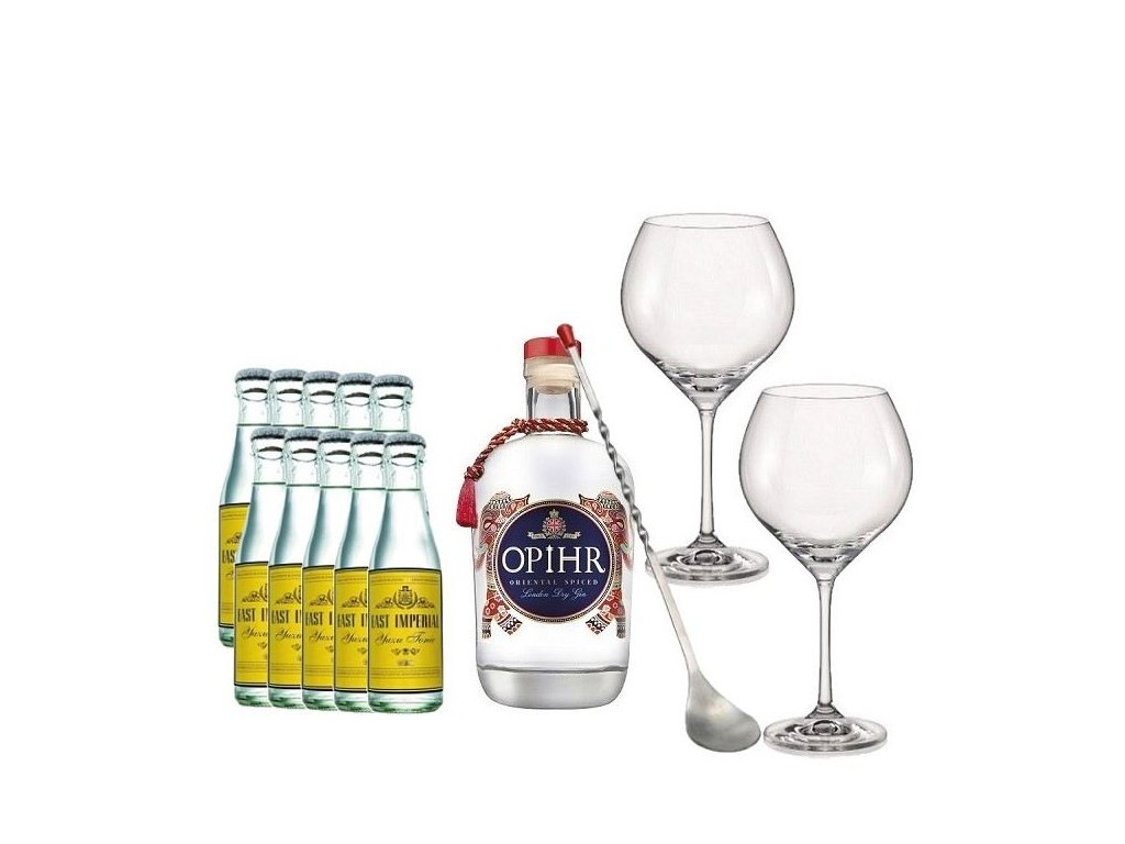 Opihr Gin & Yuzu Tonic