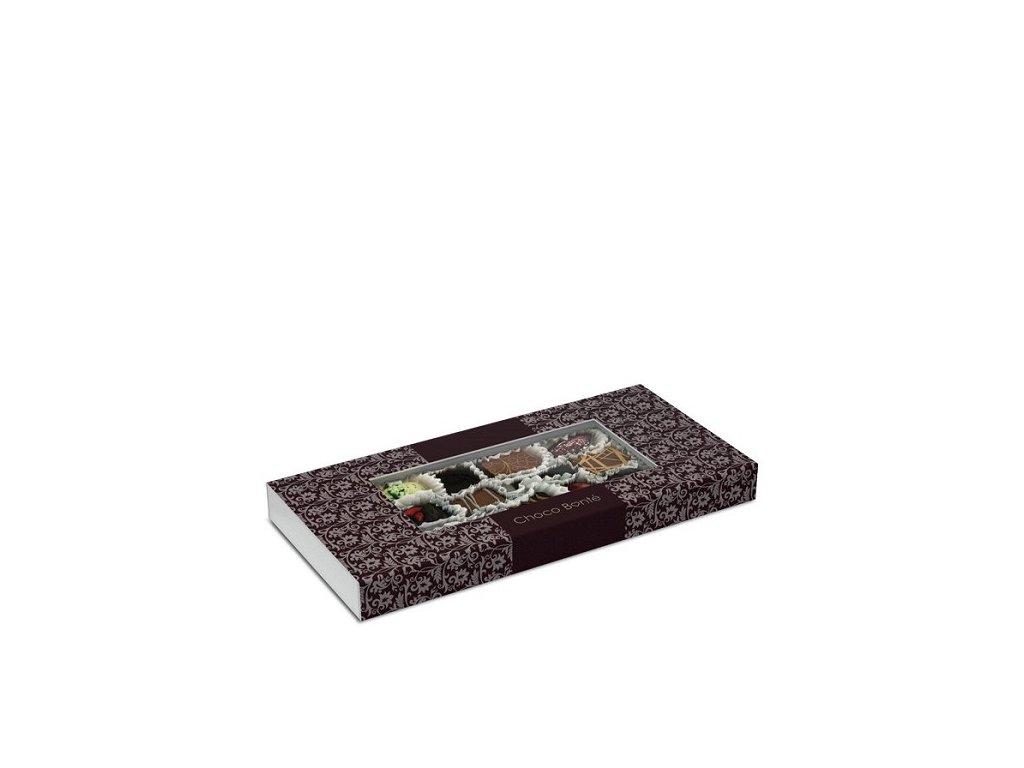 Choco Bonté Bonboniéra pralinky, 12 ks