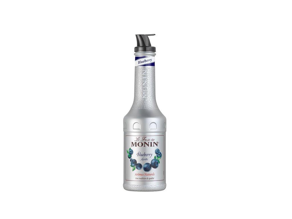 Monin Borůvkové pyré 1l
