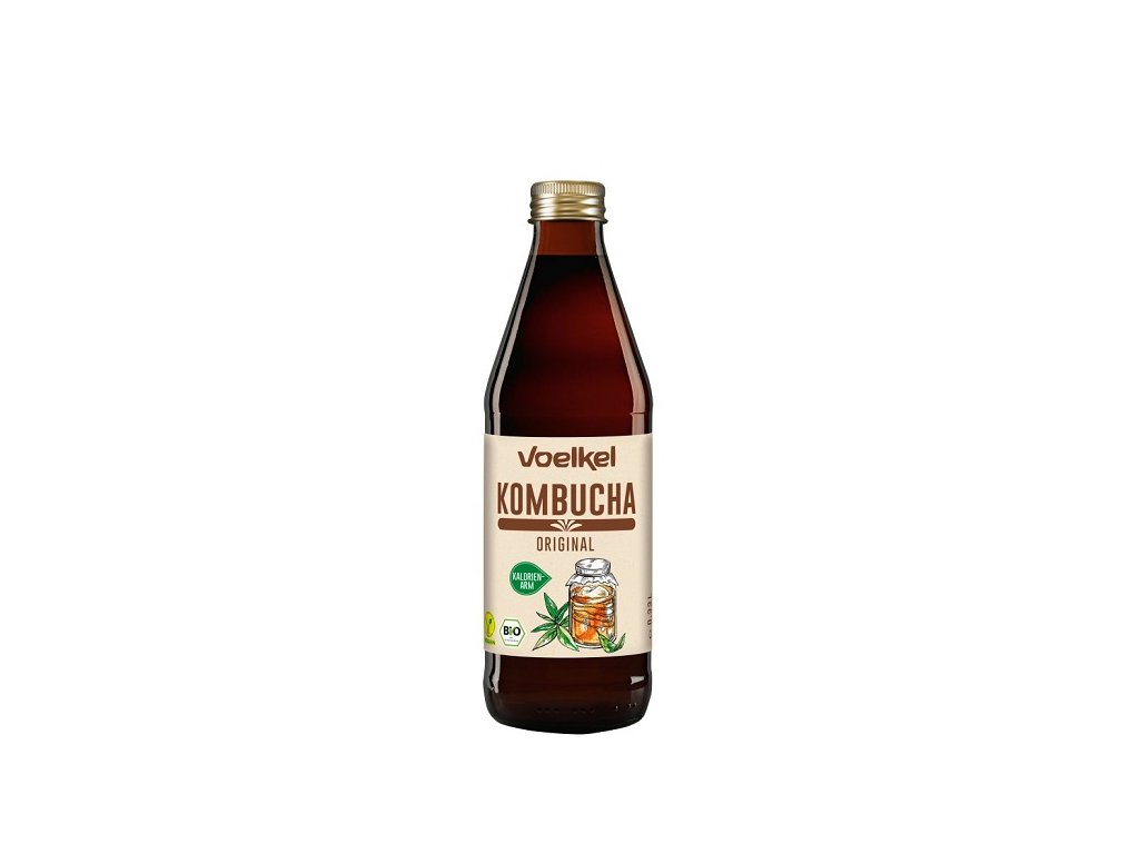 Kombucha original Voelkel