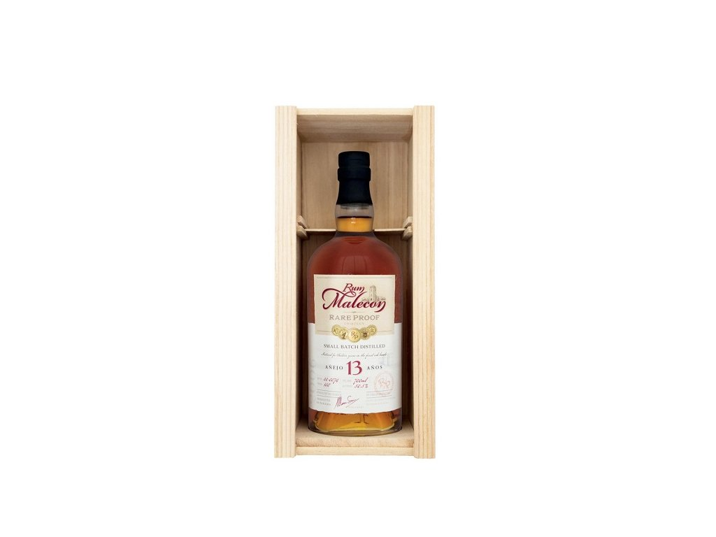 Malecon 13yo Rare Proof 0,7l 50,5%