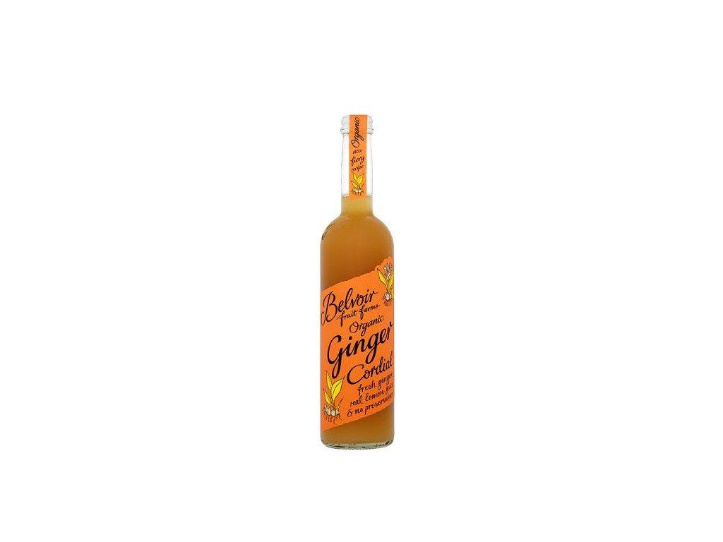 Belvoir Ginger Cordial 0,5 l