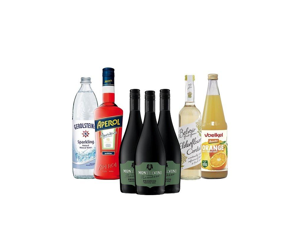 Cocktail box prosecco