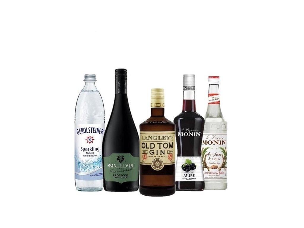 Cocktail box gin