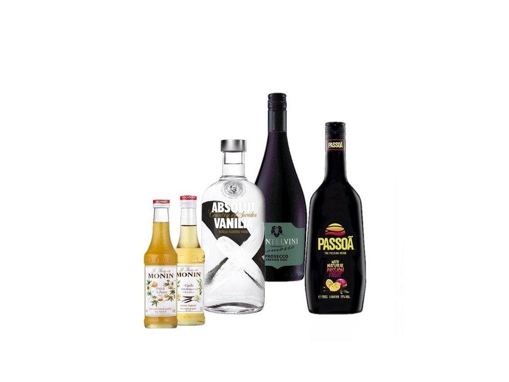 pornstar martini koktejl
