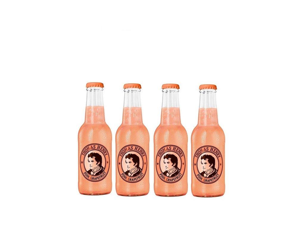 Thomas Henry pink greapefruit 4 ks