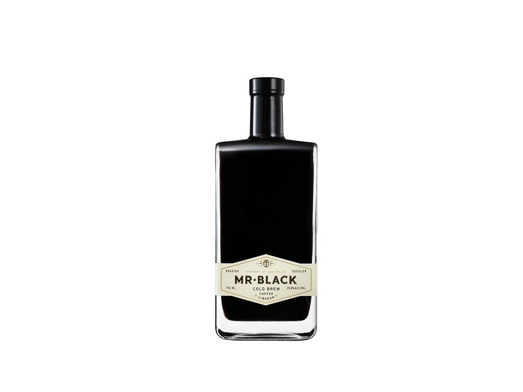 Mr. Black Cold Brew Coffee Liqueur 0,7 l