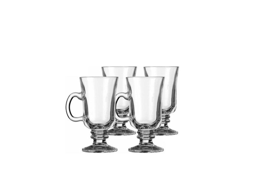 Royal Leerdam Sklenice na irskou kávu 240 ml, 4 ks