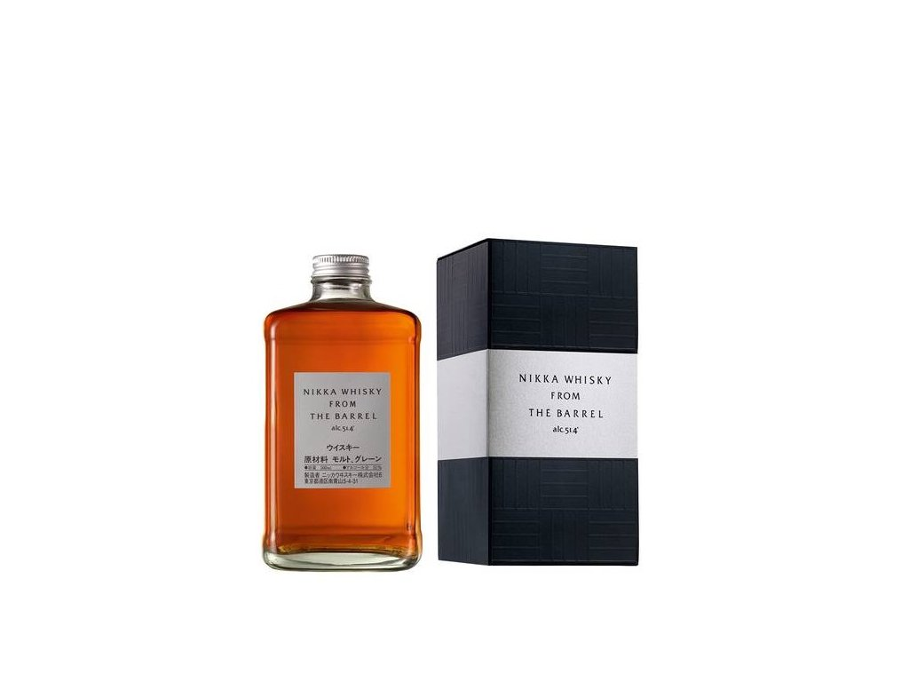 Nikka From The Barrel 0,5 l pack