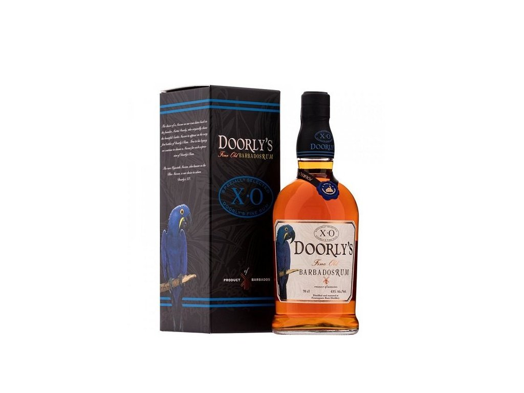 Doorly´s XO Gold 0,7 l