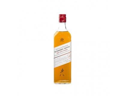 johnnie walker red rye finish skotská blendová whisky 0,7 l