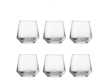 Schott Zwiesel Pure sklenice na WHISKY 306 ml, 6 ks
