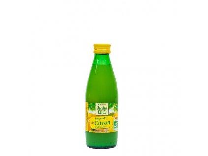 citronová šťáva Jardin Bio