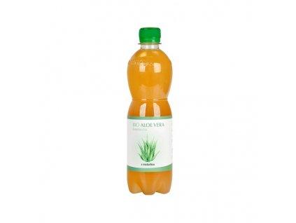 Stevikom Kombucha Aloe Vera s meduňkou 0,5 l