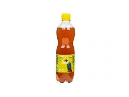 Stevikom Kombucha bancha citron 0,5 l