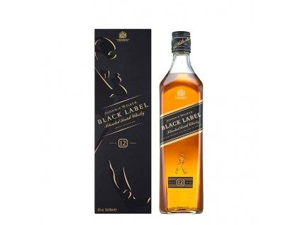 Johnnie Walker Black Label 0,7 l