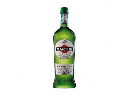 Martini extra dry 1 l
