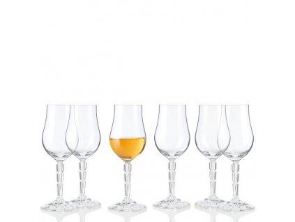 Leonardo Spiritii degustační sklenice 190 ml, 6 ks
