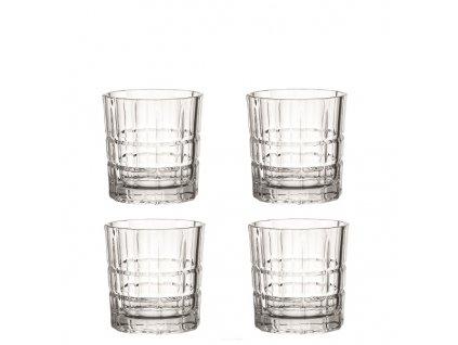 Leonardo Spiritii sklenice na whisky 250 ml, 4 ks