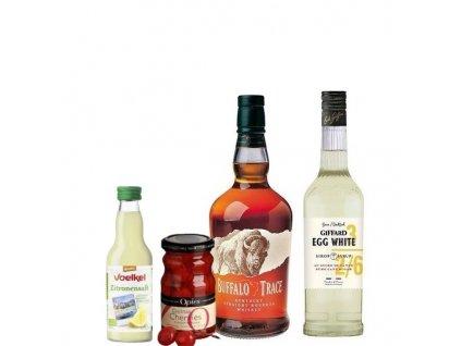 whisky sour set ingrediencí