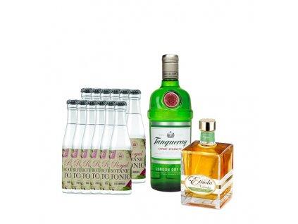 Gin & Flower Basic