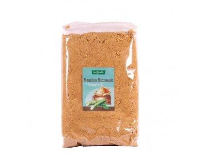 Přírodní třtinový cukr Muscovado Bio Nebio