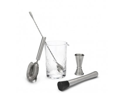 Leopold Vienna Barmanská sada Cocktail mixing set, 5 ks