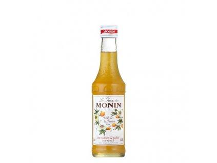 Monin Passion Fruit marakujový sirup 0,25 l