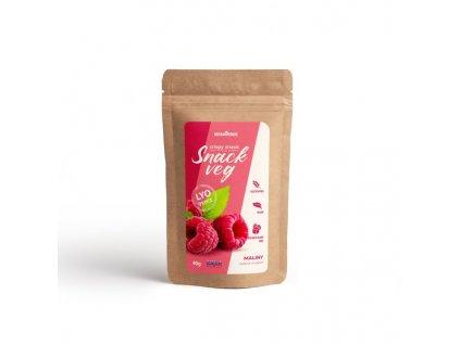 Mrazem sušené ovoce SnackVeg malina 40g