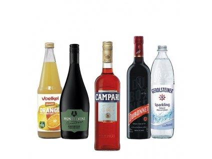 Cocktail Box Campari