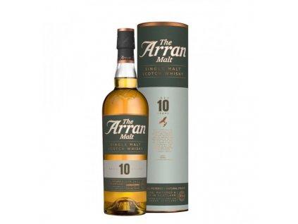 Arran single malt whisky 10y dárková krabice