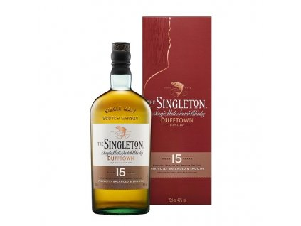 The Singleton of Dufftown 15y 0,7 l