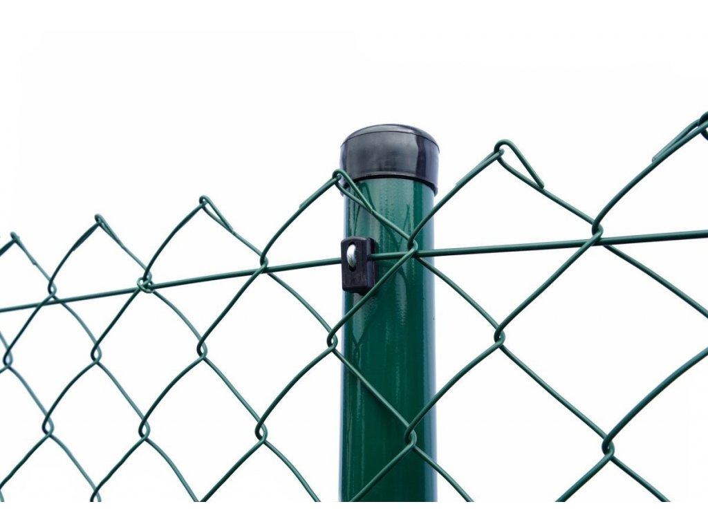 PLETIVO KLASIK PVC - ZELENÉ, 1.25 x 15 m / 50 x 50 / 2.5 mm