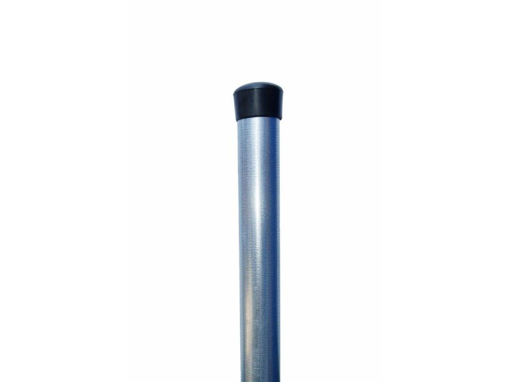 OKRÚHLY STĹPIK - POZINKOVANÝ, 3000 / 48 mm