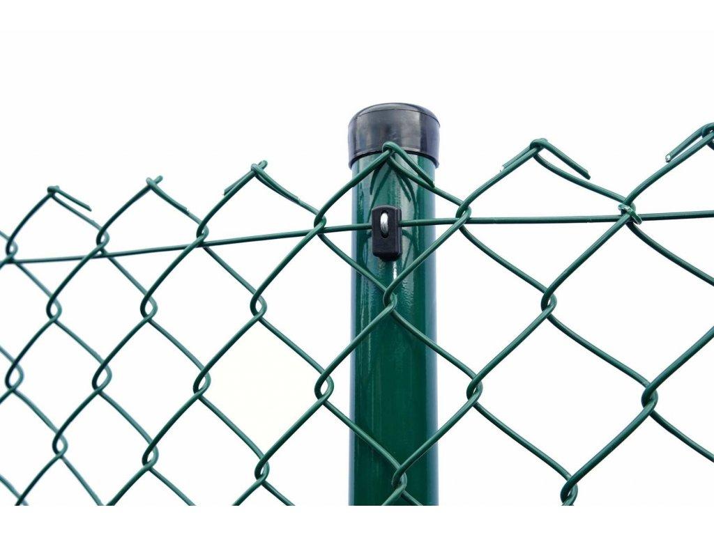 PLETIVO KLASIK PVC SILÁK - ZELENÉ, 1.5 x 15 m / 53 x 53 / 3.5 mm, KOMPAKT
